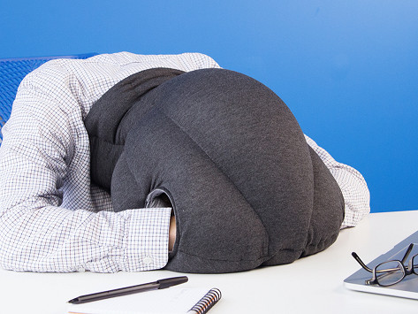 Power Nap Pillow by Ostrich Pillow