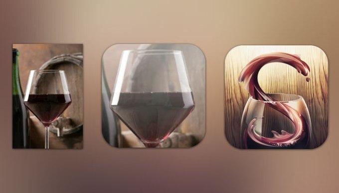 ikony aplikacji ze zdjęciami