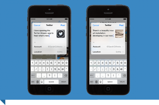 ios7 2 520x346 7 big, recent Twitter changes you should know about to optimize your tweeting