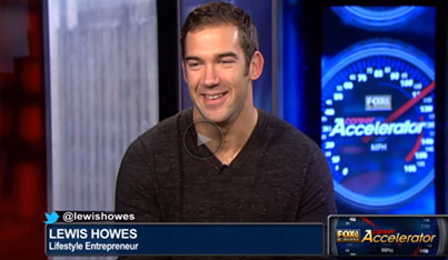 Lewis Howes Fox News How marketers can build thought leadership