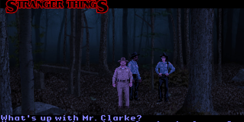The Thing Iphone Wallpaper I Can T Get Enough Of This Unofficial Stranger Things Game