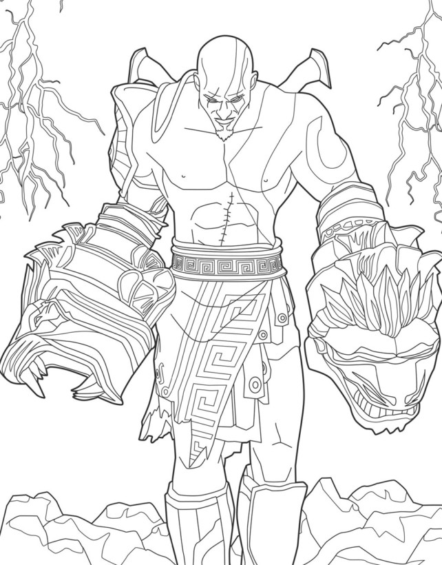 Fornite Max Drift Coloring Pages
