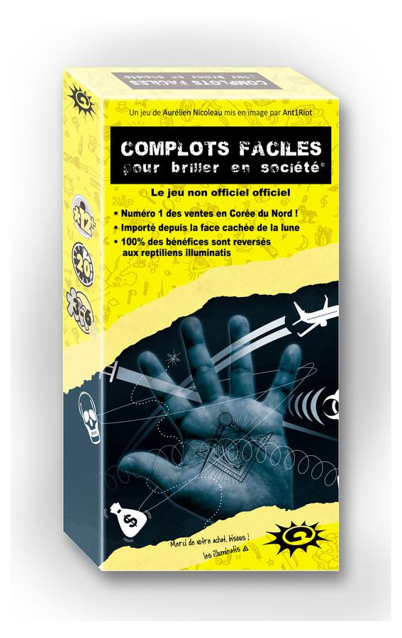 Complots Faciles Pour Briller En Société : complots, faciles, briller, société, Complots, Faciles, Briller, Société, (2021)