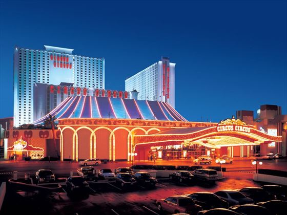 Circus Circus Las Vegas Nevada  American Sky