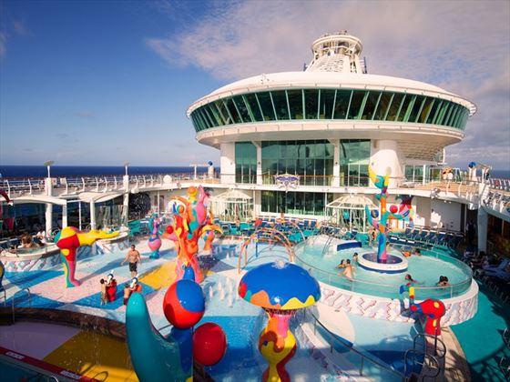 Orlando Stay and Royal Caribbean Cruise Orlando Florida