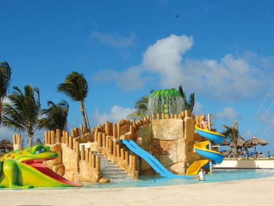 Occidental Caribe Dominican Republic Book Now with Tropical Sky