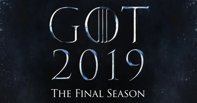 Image result for game of thrones final season poster
