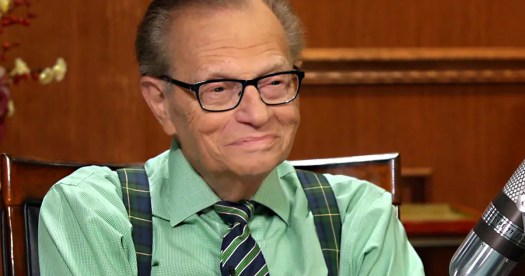 Larry King Hospitalized After Suffering Another Heart ...