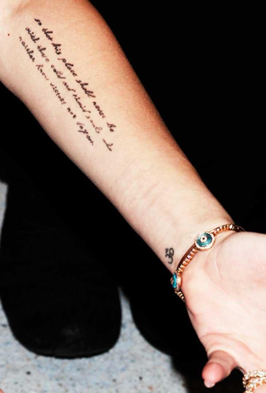 Estas 33 Partes Del Cuerpo Son Perfectas Para Hacerte Un Tatuaje