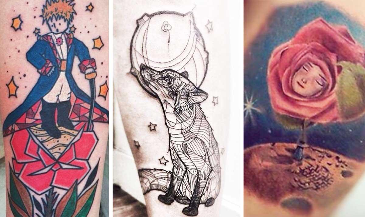 Estos Son 20 Magníficos Tatuajes Del Principito Que Tu Mamá Te