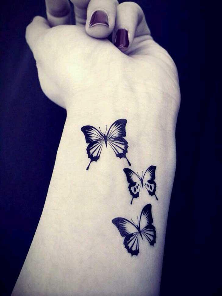Los 40 Tatuajes Más Delicados Y Femeninos Upsocl