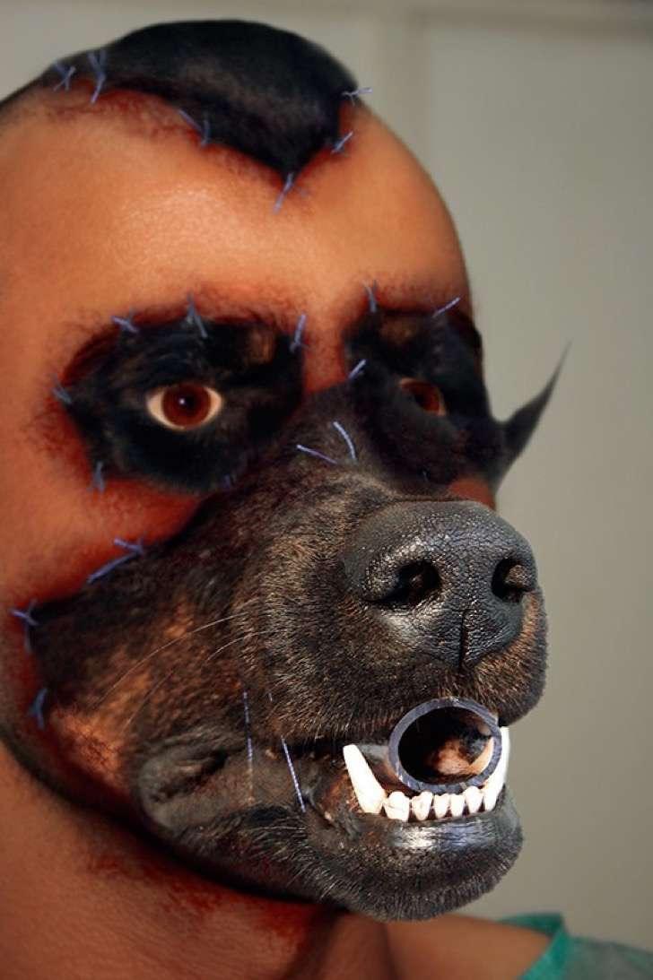 Resultado de imagen para hombres que se creen animales