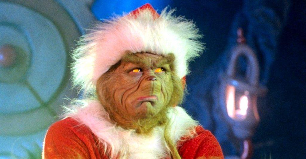 Netflix retiró 'The Grinch' justo antes de la Navidad. Al igual que él. nos robaron las fiestas – Upsocl
