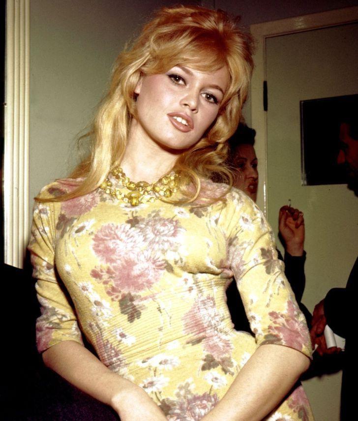 1 88 - 9 famosas del siglo pasado que tenían extraños trucos de belleza. Una usaba 3 pestañas postizas