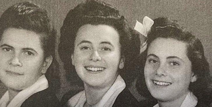 Captura de Pantalla 2021 01 28 a las 11.44.41 - Mujer sobreviviente del Holocausto realizó su primera caminata tras padecer COVID-19. Tiene 97 años