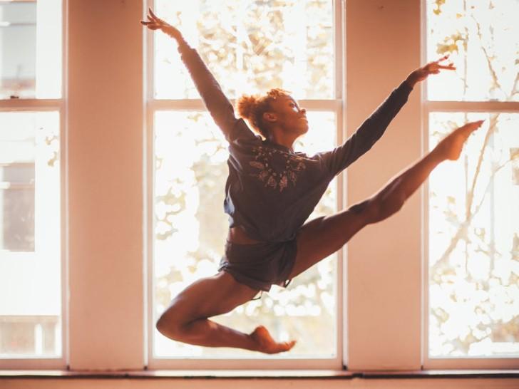 ballet 1 - Bailarín promesa del ballet desafía las normas de género en la danza. No le importan los prejuicios