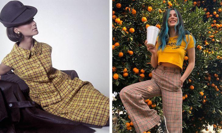 famosas tendencias 60 3 - 11 tendencias de los años 60 que las famosas están trayendo de vuelta. Ariana Grande es una experta