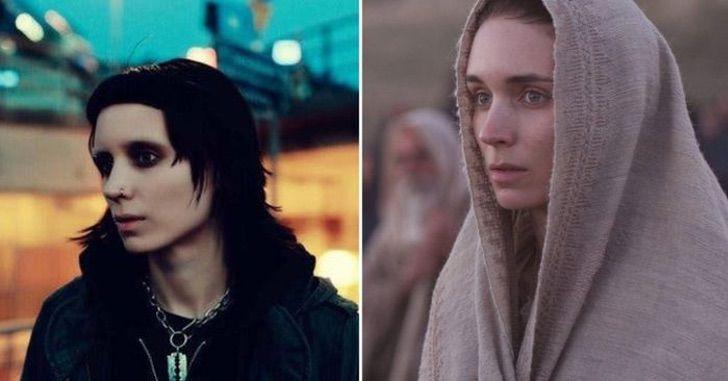 """10 1 - 15 actores que fueron todo unos """"camaleones"""" en Hollywood. Johnny Depp ocultó su belleza"""