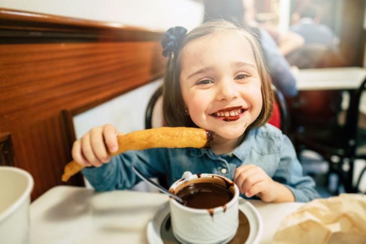 churro patatas alimento sabor infantes sabor0004 - Aprende a hacer deliciosos churros de patata. No solo son deliciosos sino que también alimentan