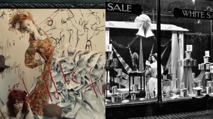 """1 37 - 15 icónicos vestidos de moda que inspiraron los glamorosos looks de """"Cruella"""""""