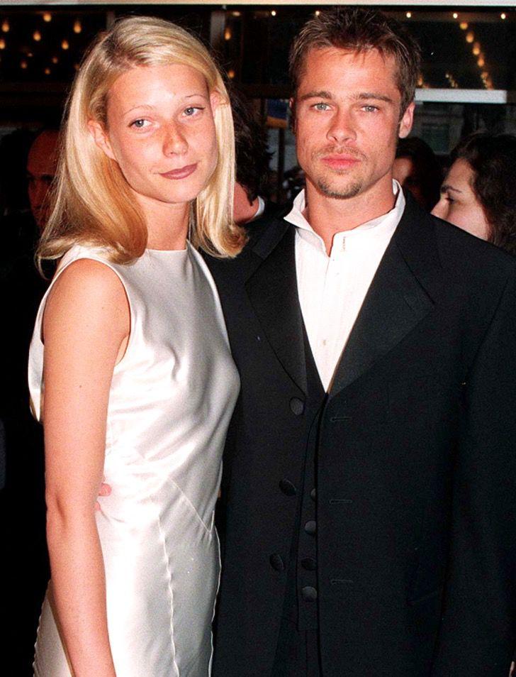 cas1 - 18 parejas de famosos que casi se casaron. Johnny Depp se veía muy feliz con Winona