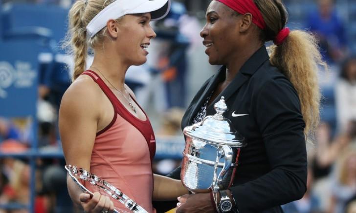 """williams racismo 3 - """"No fue racismo"""": Serena Williams perdonó mala imitación de colega tenista. Entiende las bromas"""