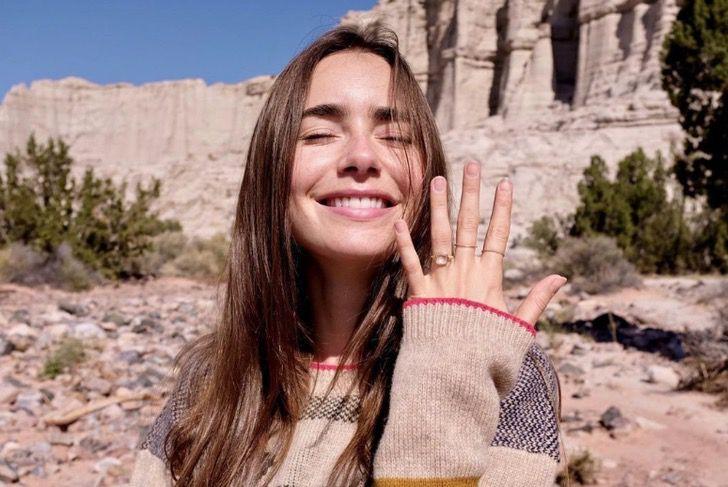 famosas anillos compromiso13 - 15 famosas y sus lujosos anillos de compromiso. El de Jennifer Lopez era bastante enorme