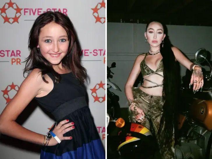 famosos diez años18 - 18 jóvenes famosos que ya crecieron y cambiaron completamente su apariencia en 10 años