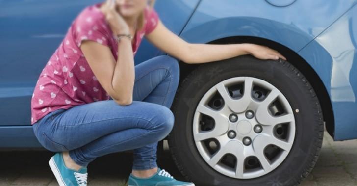 neumaticos pinchados o deteriorados 1 - Extraño romanticismo: hombre fue arrestado tras pinchar más de mil neumáticos para conocer mujeres