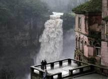 Colombia Hotel Encantado En El Salto Del Tequendama Haunted