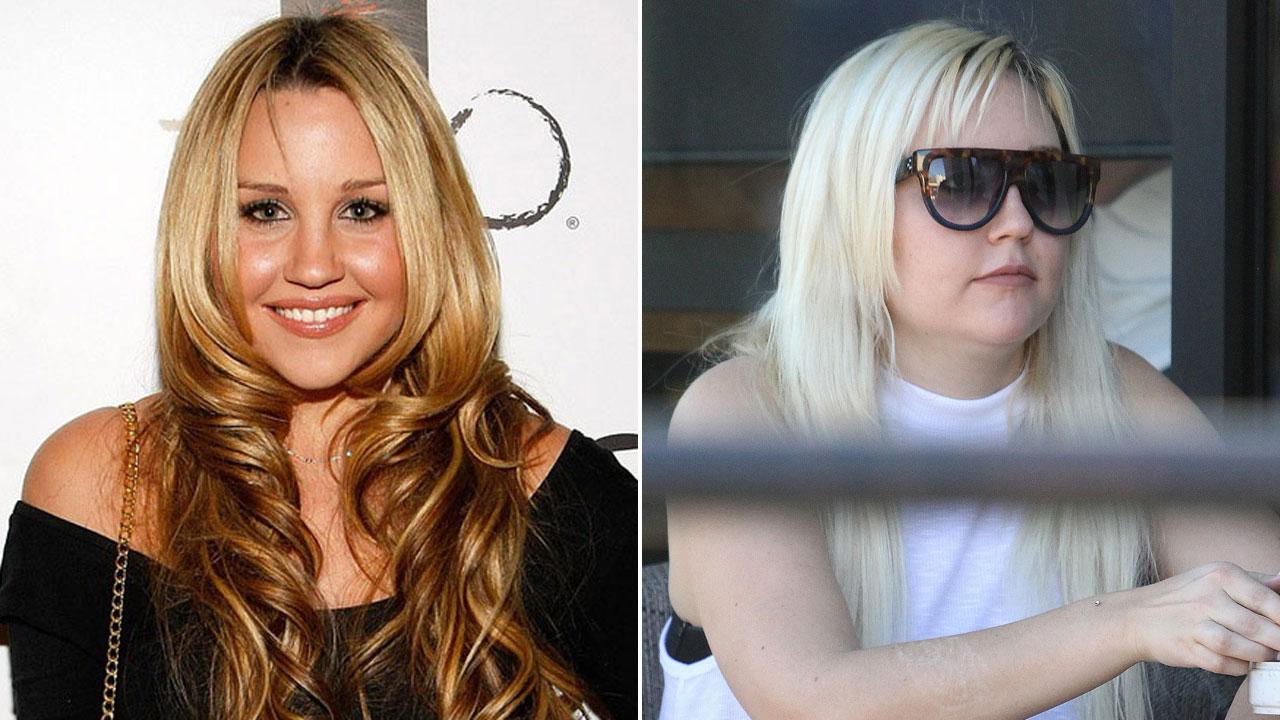 Amanda Bynes And Lindsay Lohan