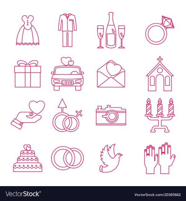 free wedding icons # 40