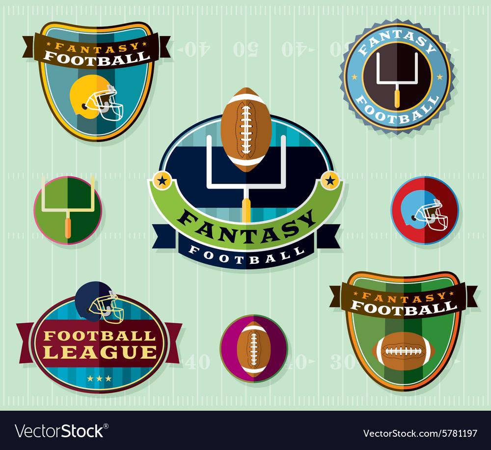 fantasy football set of