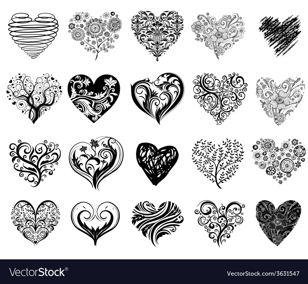 Tattoos With Hearts