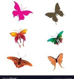 purple butterfly clipart [ 950 x 1080 Pixel ]
