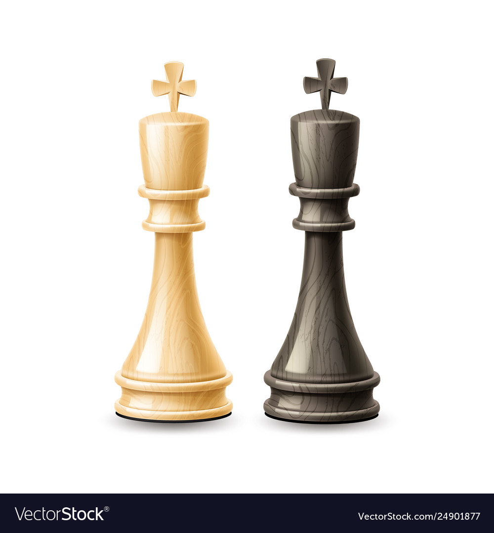 realistic 3d king chess