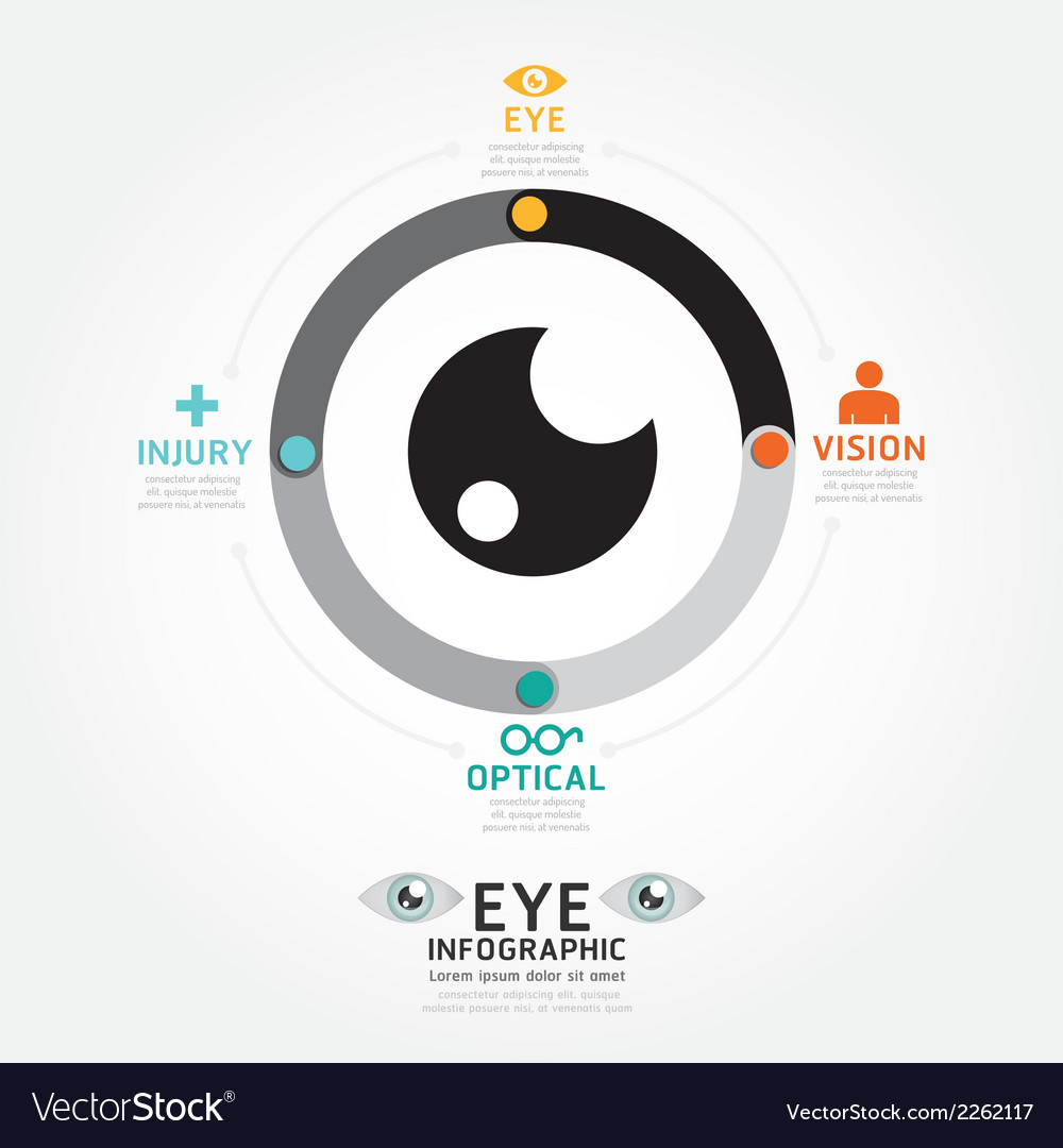 hight resolution of diagram of eye