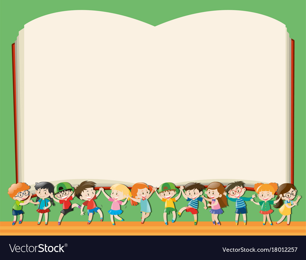 Cute Toddlers Playing Cartoon Wallpaper Background Images For Kids Wallpaperzen Org