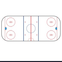Nhl Hockey Rink Diagram Printable 1998 Ford F 150 Engine Hi Res Great Installation Of Wiring Ice Royalty Free Vector Image Vectorstock Rh Com Blank