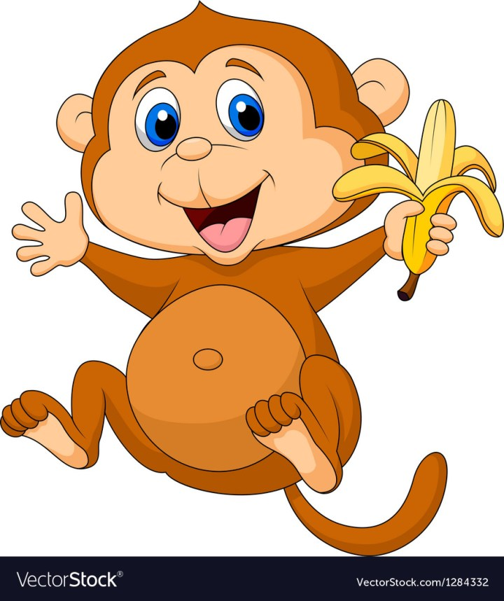 Cartoon Pictures Of Monkeys For Kids Image Group (57+)