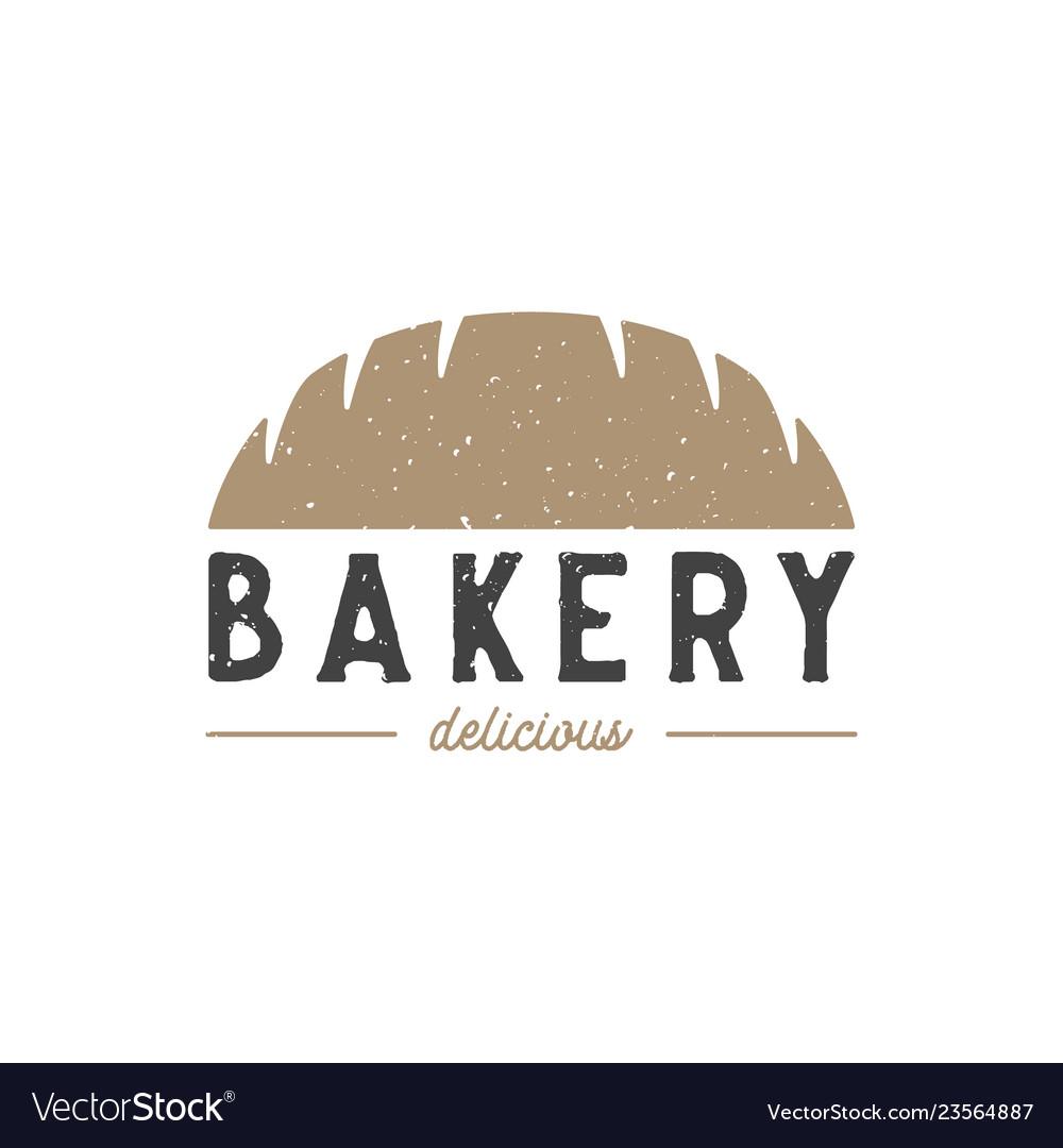 Chocolate Bakery Logo Design Inspiration