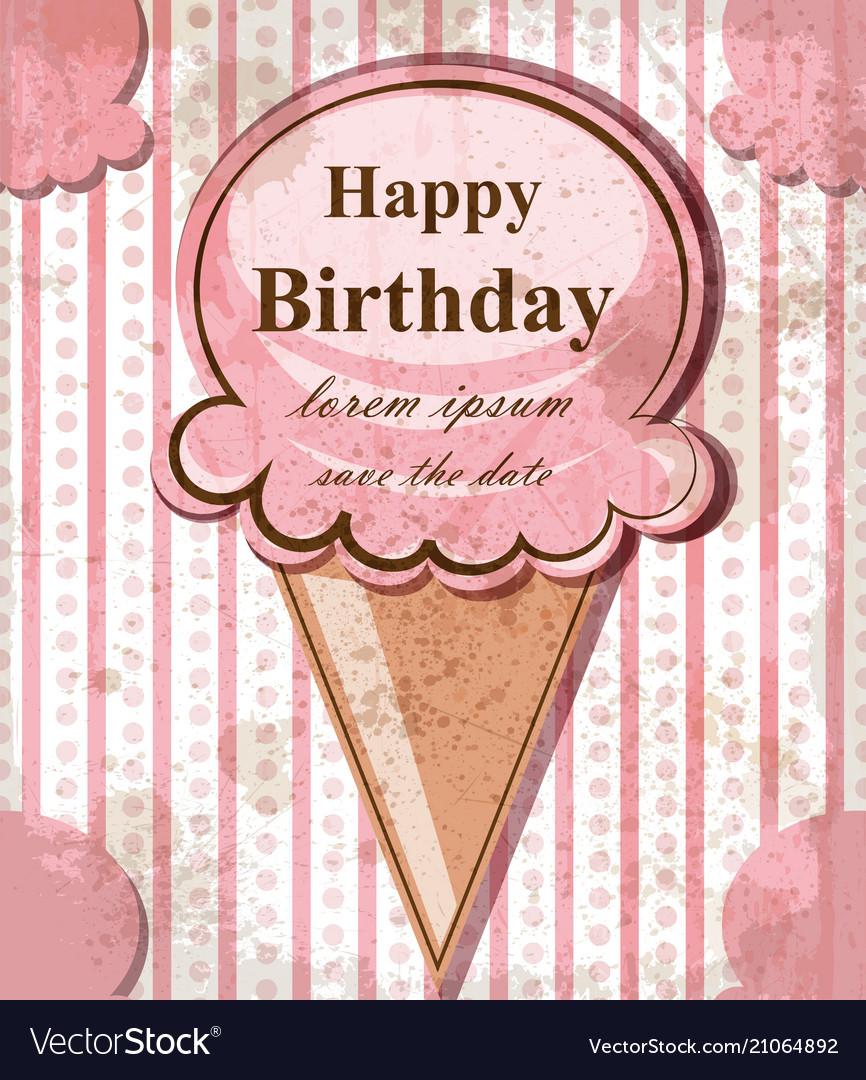 happy birthday baby card