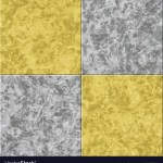 Abstract Gray Yellow Marble Seamless Texture Tiled