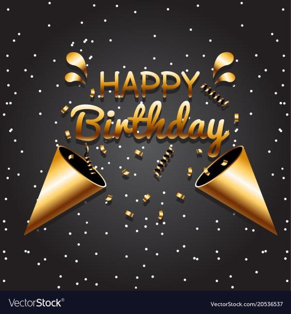 happy birthday black gold