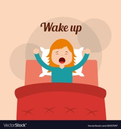 wake up clipart [ 1000 x 1080 Pixel ]