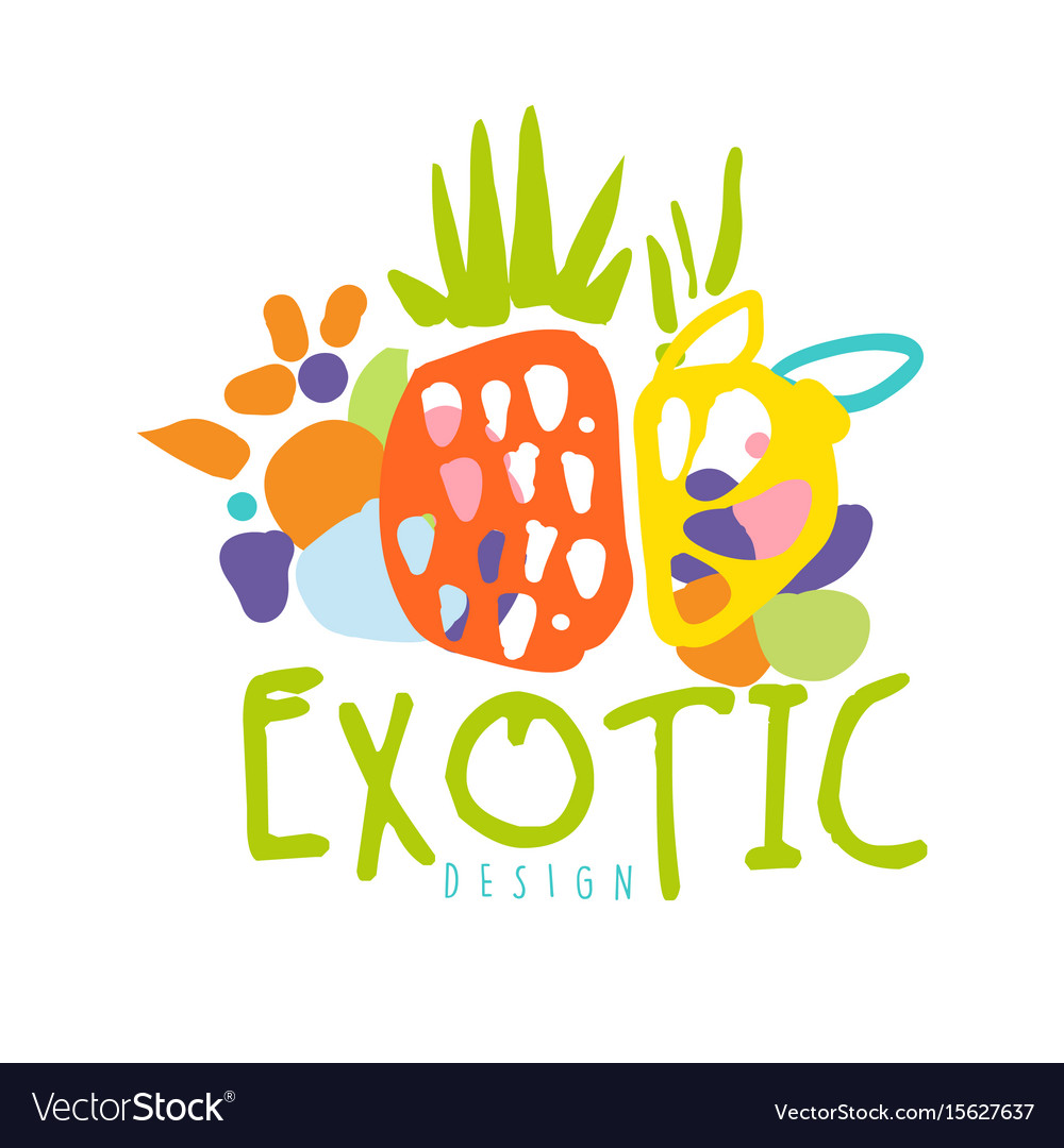 exotic logo design with