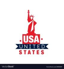 Statue Of Liberty Logo - Whitepear.store