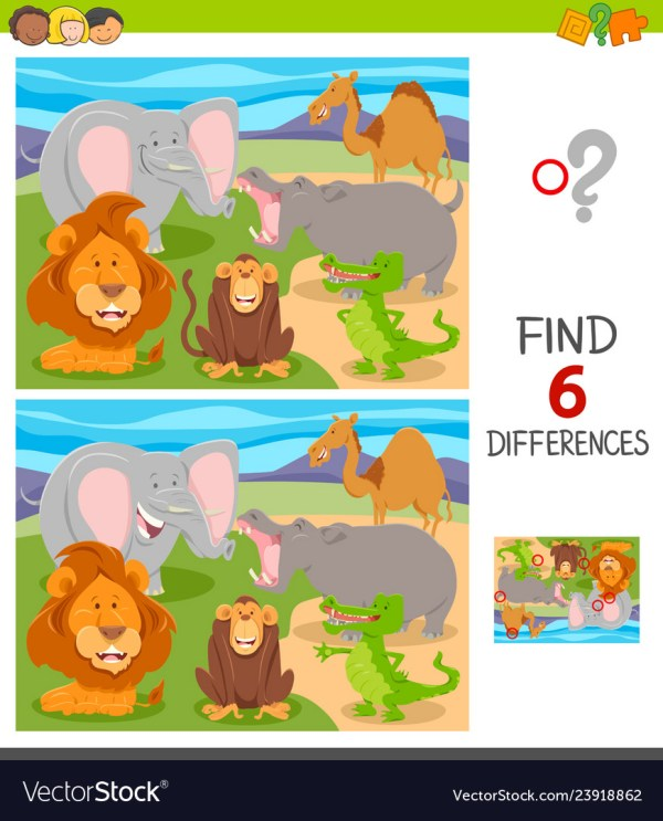 find the difference games # 5