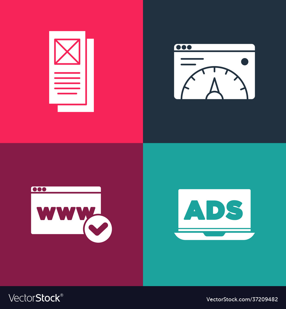 It is powerful enough to … Set Pop Art Advertising Website Template Vector Image