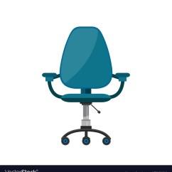 Office Chair Illustration Wedding Covers Kingston Flat Cartoon Royalty Free Vector Image